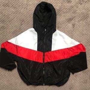Zaful Windbreaker Jacket.  Size Small